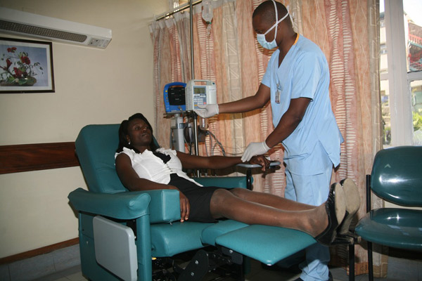 Aga Khan Hospital launches new chemotherapy facility in Mombasa