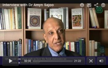 Interview with the Author: Dr Amyn Sajoo: A Companion to Muslim Cultures