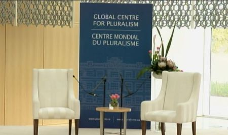 Livestream: His Highness the Aga Khan to Inaugurate 2014 Global Centre for Pluralism Lecture
