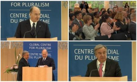 2014 Global Centre for Pluralism Lecture by UN High Commissioner for Refugees Antonio Guterres