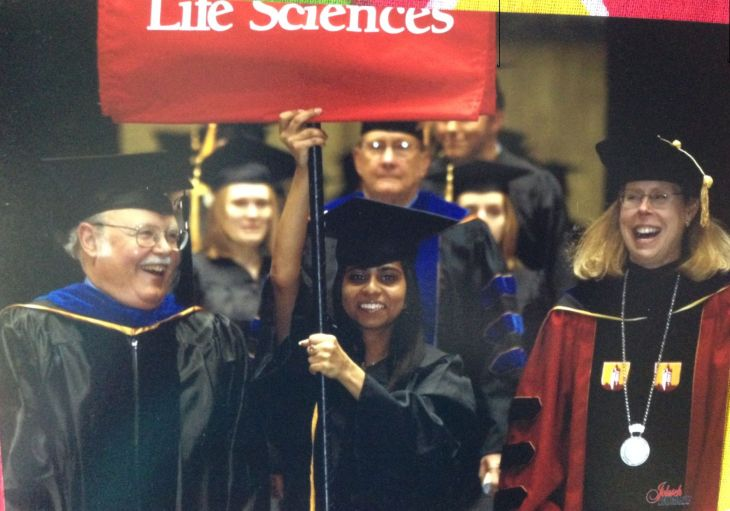 Jenifer Tharani: Masters in Dairy Products Technology
