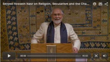 Inaugural Ismaili Centre International Lecture with Seyyed Hossein Nasr