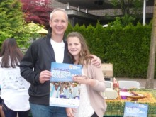Meet Dave & Lara: Father-Daughter Team Support the World Partnership Walk
