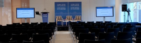 Annual Pluralism Lecture 2014 to Livestream at 6:30 EST Today