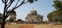 A Surprising Discovery at Qutub Shahi Tombs