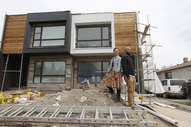 Alkarim Devani: Calgary builder's anti-sprawl housing projects - The Globe and Mail