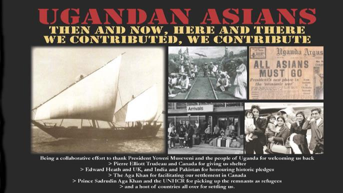 A Monumental History of Asians in Uganda