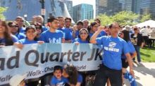 Video Report: World Partnership Walk Toronto 2014