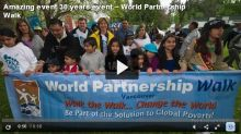 Video: World Partnership Walk Celebrating 30th Year Anniversary