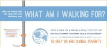 Why Walk? Infographics