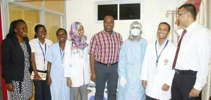 Aga Khan Hospital Mombasa Inaugurates State-of-the-Art Chemotherapy Centre