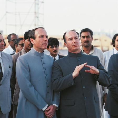 When it comes to architecture, the Aga Khan knows his stuff ...
