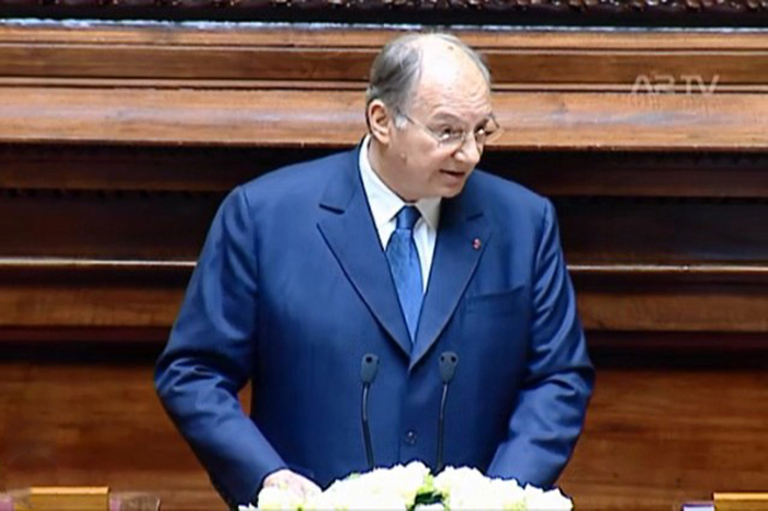 NEW SPEECH: His Highness the Aga Khan's acceptance address for the North-South Prize (Lisbon, Portugal)