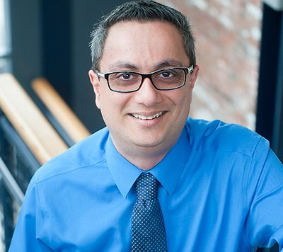 Merchant of Nostalgia: Milgard professor Dr. Altaf Merchant honored for advertising research