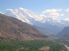 View from Baltit Fort