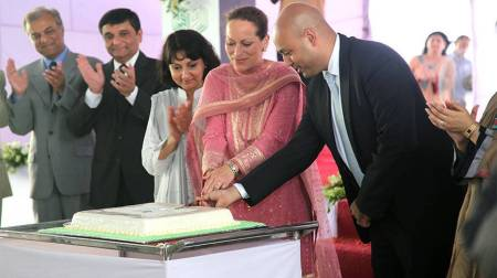 Princess Zahra celebrates Aga Khan School's Silver Jubilee