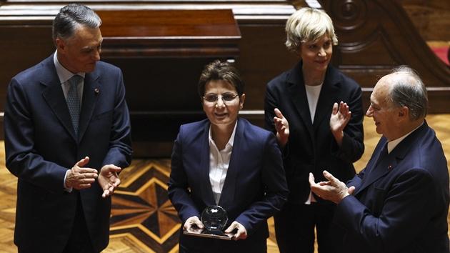 Portuguese Media Coverage of North-South Prize