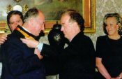 1998: Grand Cross of the Order of Merit investor by President Jorge Sampaio