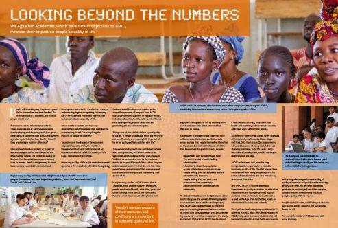 Looking Beyond the Numbers: The Aga Khan Academies