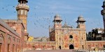 Monuments and Historical Mosques within the Walled City of Lahore