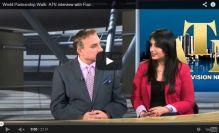 Asian Television Network interviews Fiaz Basaria & Sabrina Natasha Premji