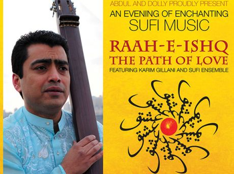 An Evening of Enchanting Sufi Music: With Karim Gillani