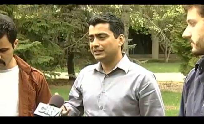 Karim Gillani on Breakfast Television