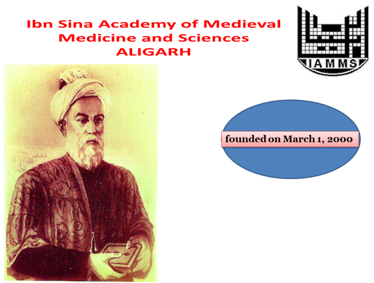 "International Conference on ""Life & Contribution of Ibn Sina"""