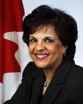 Canadian Senator Mobina Jaffer: 2014 RBC Top 25 Canadian Immigrant Award Winner