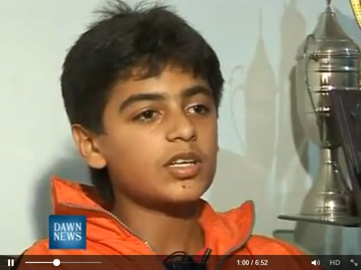 Sarim Charania: Professional Skater