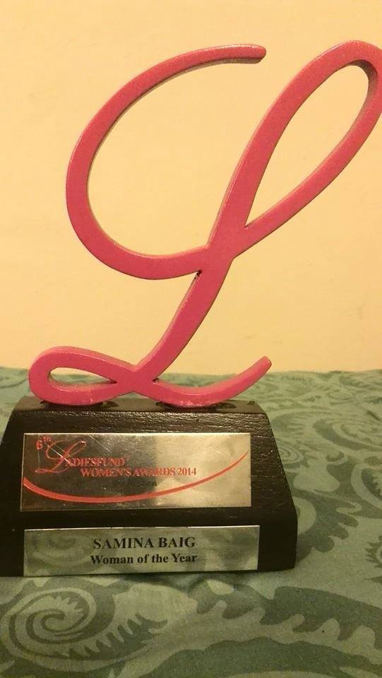0 - AD - Ladiesfund Women of the year award - 2014