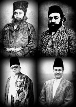 Light upon Light: Glimpses into the Succession of the Shia Ismaili Imams