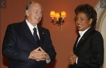Gallery: Michaelle Jean's years in office