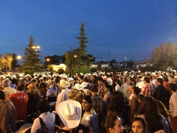 The 18th Annual Ismaili Muslim Community Break-the-Fast: A Resounding Success! With Photographs & Tweets