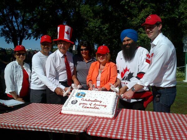 Aga Khan Council's Canada Day Breakfast
