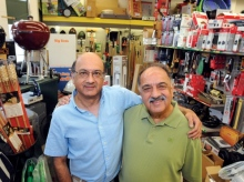 Azim and Nawaz Virani: Brothers find home in hardware store