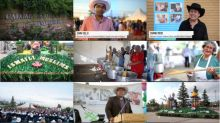 Video: Calgary's first sunset breakfast marries Stampede with Muslim observance