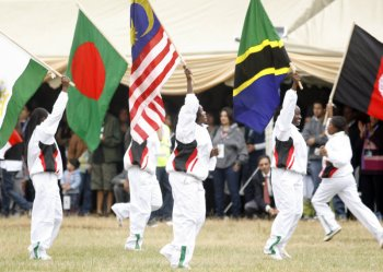 Click to see Golden Jubilee Games photo gallery