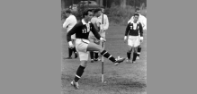 His Highness Aga Khan - corner kick