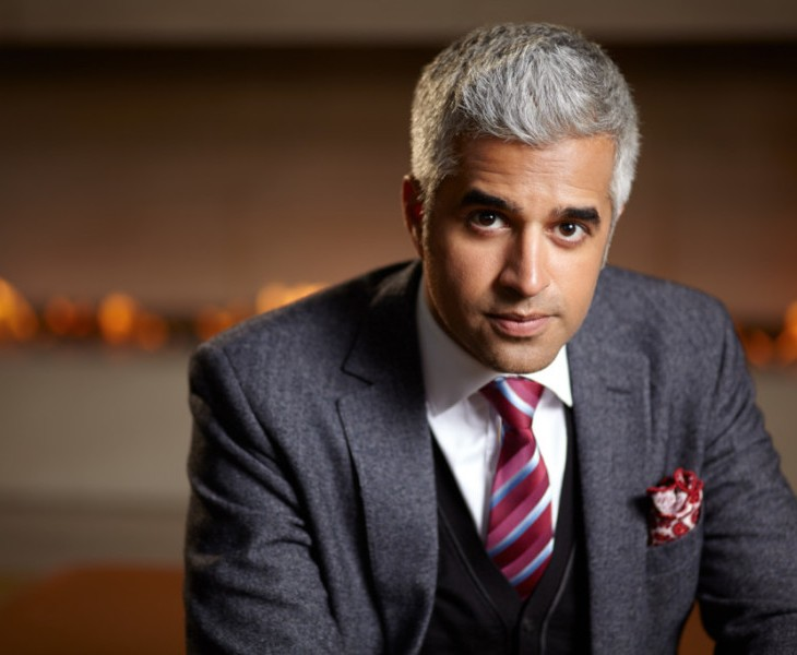 Riaz Meghji: Making a difference in Vancouver