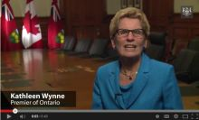 Premier Kathleen Wynne wishes Happy Eid-ul-Fitr to Ontario's diverse Muslim communities