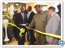 Kenya: Museveni lauds Aga Khan Hospital for good services