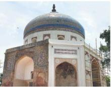 Neela Gumbad, under renovation for the past decade, will open to public by the year end