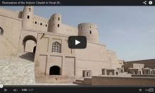 Restoration of the historic Citadel in Herat (NATO and Afghanistan)