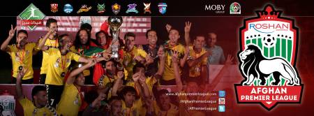 Roshan Afghan Premier League champions