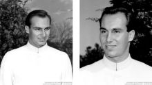 Unique 1957 Portraits of His Highness the Aga Khan