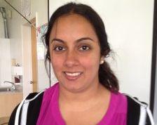 Richardson Middle School, Torrance, California welcomes teacher Saira Hirji