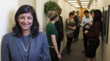Zabeen Hirji comments on workplace diversity