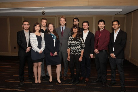 Hafeeza Murji: Ethnic and Pluralism Studies Students meet Canadian Minister of Citizenship and Immigration
