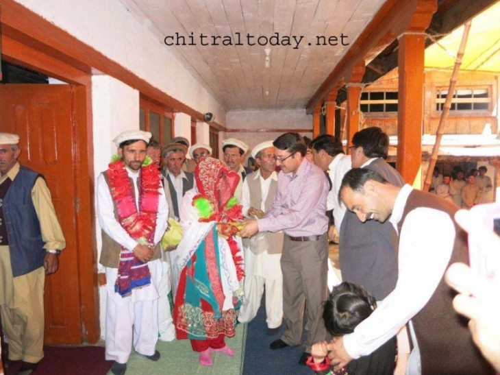 Ismaili Council for Chitral: Tradition of mass wedding making inroad in Chitral